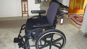I have a Quickie 2 Wheelchair for sale. Asking 1200.00 OBO