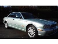 2003 '03' Jaguar XJ Series 3.0 auto XJ6 SE- 1 YR MOT - F/S/H - LOVELY