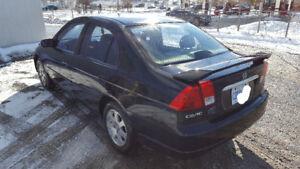 2003 Honda Civic excellent condition!! $1200