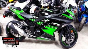 2016 Kawasaki Ninja 300 Kawasaki Racing Team Edition