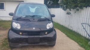 2006 diesel turbo smart car