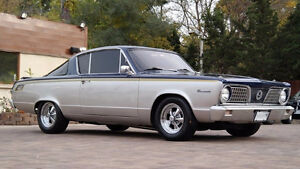 Looking For Front Bumper 1966 Plymouth Valiant /Barracuda