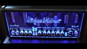 Hughes & Kettner GrandMeister Deluxe 40W with MIDI Footswitch