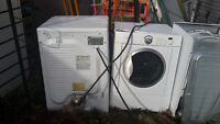 FREE PIÇKUP OF YOUR WASHERS, DRYERS, STOVES,  TODAY ITS FREE
