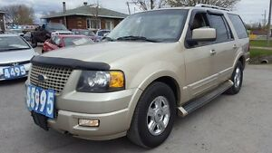 2006 Ford Expedition LIMITED TRES PROPRE DVD TOIT CUIR