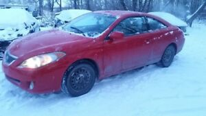 TOYOTA Camry Solara Part out