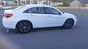 2012 Chrysler 200 s 3.6 L v6