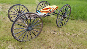 Antique horse buggy Sold Pending Pick Up
