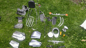 Yamaha Vstar various parts