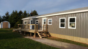 Tignish PEI, Totally Renovated Mini Home, New Appliances $57,000