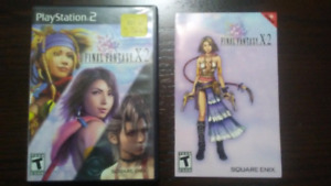 Final Fantasy PS2