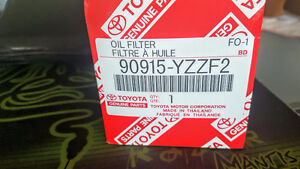 Toyota Genuine Parts 90915-YZZF2 Oil Filter // Filtre a huile