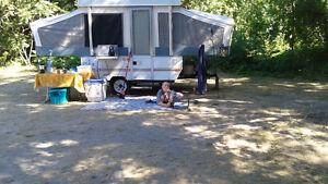Jayco quest popup tent trailer