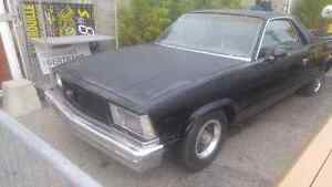 1978  Chevy El camino : parting out car West Island Greater Montréal image 1