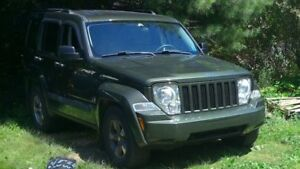 2008 Jeep Liberty 4x4 Trail Rated