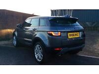 2016 Land Rover Range Rover Evoque 2.0 TD4 SE Tech 5dr Manual Diesel 4x4