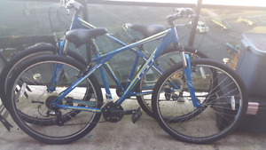 GT timberland 2.0 hardtail 24 speed