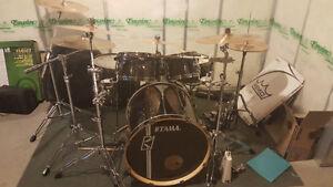 Full drum set plus more