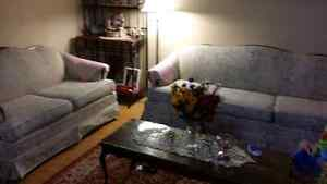 Lovely 2 sofas