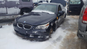 2007 BMW 525XI. JUST IN FOR PARTS AT PIC N SAVE! WELLAND