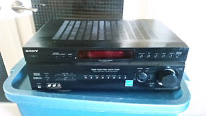 Sony Home Theater Amp