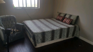 Single bed appartment for sharing