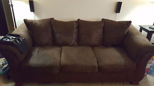 Couch and chair $300 obo