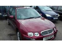 2001 Rover 25 1.4cc 16v... ( .P.X CLEARANCE JUST £350 to clear )