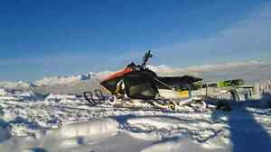 2005 Ski Doo Summit