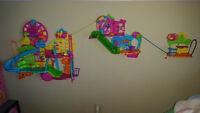 Polly Pocket Wall Mall Party