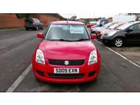 SUZUKI SWIFT 1.3 GL BRIGHT RED ONLY 38000 MILES WITH HISTORY+DVLA PRINTOUT 2009