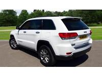 2014 Jeep Grand Cherokee 3.0 CRD Limited 5dr Automatic Diesel MPV