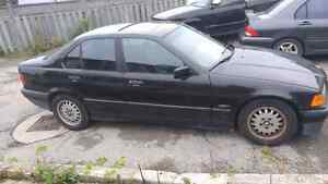 95 BMW 320i AS IS