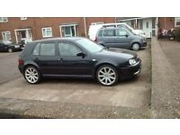 VW golf gt tdi pd150 low miles (swap)