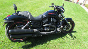 2009 Harley Davidson V Rod Night Rod special