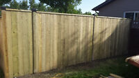 Fence, Deck, Shed and Siding