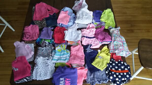 Girls 6, 9 & 6-12 month clothing