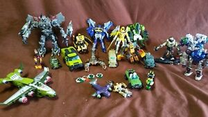 Lots of Transformers