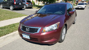2008 Honda Accord EX Sedan- Drives Excellent (Final Price)