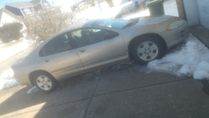 2003 Chrysler intrepid lots of new parts 186k