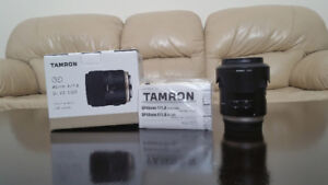 Tamron SP 45mm F1.8 Di VC USD Lens (for Canon mount)