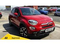2016 Fiat 500X 1.6 Multijet Cross 5dr Manual Diesel Hatchback