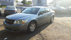 Clean Car, 2009 Dodge Avenger , LOW KM