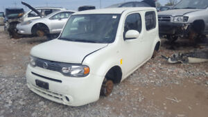 2009 NISSAN CUBE. JUST IN FOR PARTS AT PIC N SAVE! WELLAND