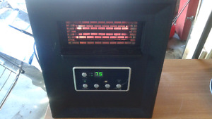 1500 watts electric heater. very good quality. $40