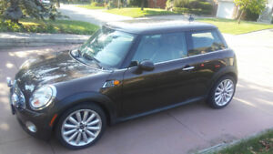 Mini Cooper Mayfair Limited Edition