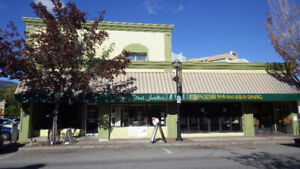 Offices For Rent on Colourful Front St. Penticton