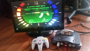 Nintendo 64 and games
