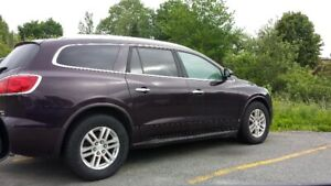 2009 Buick Enclave -Parts only, Engine gone