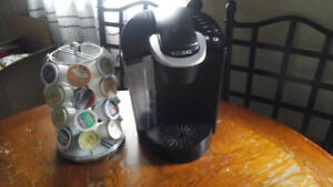 Keurig Classic Single Serve Brewing System with carousel.